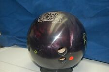 Storm Code Black 1st Quality Bowling Ball 16 Pounds - Lightly Used