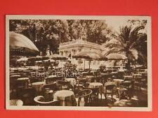 Roma Gran Caffè CASINA DEL LAGO Giardino vecchia cartolina