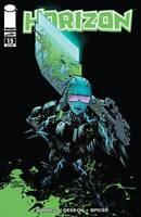 Horizon #15 Walking Dead #100 Tribute Variant Image Comics 1st Print 10/18