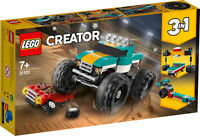 31101 LEGO Creator Monster Truck 163 Pieces Age 7 Years+