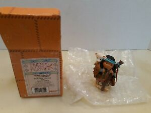 Enesco Friends Of The Feather - 1996 Brother Of The Flock #188174 With Box