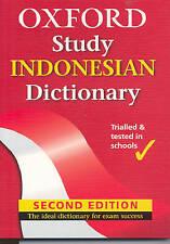 Oxford Study Indonesian Dictionary by Wendy Sahanaya (Paperback, 2006)