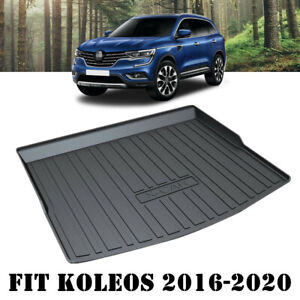 Heavy Duty Trunk Cargo Mat Boot Liner Luggage Tray for Renault Koleos 2016-2021