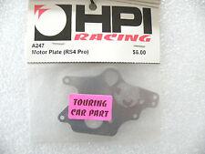 HPI A247 Motor Plate RS4 PRO New Vintage