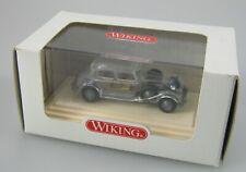 Wiking 1:87 H0,Mercedes 260 D Karosserie transparent, fertiges Modell in PC Verp