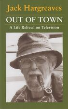 JACK HARGREAVES COUNTRY SPORTS BOOK OUT OF TOWN A LIFE RELIVED ON TELEVISION pbk