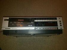Vintage Beta Betacord Sanyo Vcr 4900 Beta Ii/Iii Parts or Repair 1983
