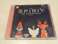 The Spirit Of Christmas 2016 CD [Australian artists]