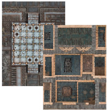 Game Board Kill Team 40K Sector Sanctoris Double Sided Set Warhammer Zone