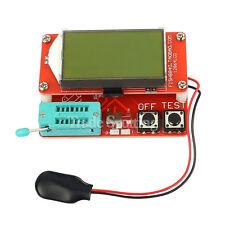LCD12864 Mega328 ESR Meter Transistor Tester Diode Triode Capacitance NPN LCR SC
