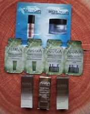 Ahava Serum Set Dead sea eye & face, CRYSTAL OSMOTER X6 + 2 samples