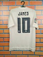 James Real Madrid Jersey 2015 2016 Home S Shirt Adidas Football Soccer AK2494