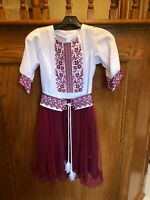 Girl Dress Sz 16
