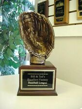 Fantasy Baseball 16 Year Perpetual Trophy With Free Face Plate Engraving *