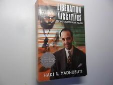 Liberation Narratives New &Collected Poems, 1966-2009 by Haki Madhubuti  SIGNED