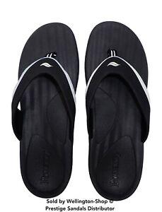 Powerstep Fusion Men's Sandals Flip-Flop Supportive Orthotic Sandal