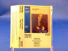 MILT JACKSON - Bag's Groove - 1979 VG+ CASSETTE - Jazz Series - Canada