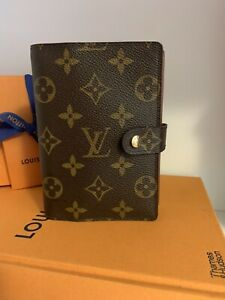 Louis Vuitton PM Agenda Diary With 2021 Inserts VINTAGE SP1000 Date Code