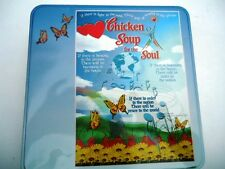Chicken Soup For The Soul 1000 Piece Jigsaw Puzzle in a Square Tin Box