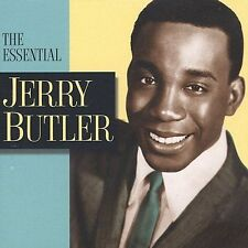The Essential Jerry Butler [Polygram] by Jerry Butler NM CD, Apr-1997, Polygram