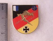 Germany Bosnia NATO Headquarters Unit Badge