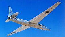 Giant 1/8 Scale Lockheed U-2A, U-2B Plans and Templates 117ws