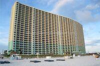 Oct 29-Nov 1 2-Bedroom Prez Wyndham Panama City Beach, FL Condo OCEAN FRONT 3Nts