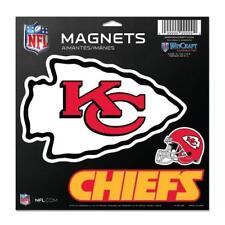 Kansas City Chiefs Vinyl Magnet 3 Piece
