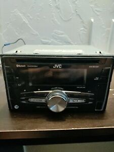 JVC KW-R910BT Double-DIN CD Receiver Bluetooth Radio Tested