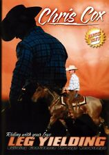 Chris Cox - Riding with Your Legs, Leg Yielding Set of 3 DVD's