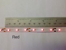 """Red LED Light Strip 100mm (3.94"""") Increments RC Helicopter QuadCopter Plane Car"""