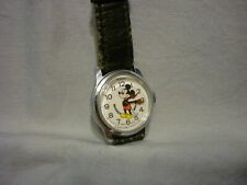VINTAGE 1960'S BRADLEY MICKEY MOUSE WATCH GREAT CONDITION WORKING