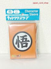 22702 AIR NEW TCG Card Sleeve(60) Dragon Ball Goku Son Go Mark