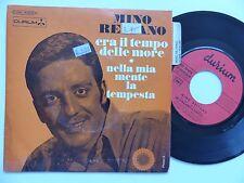 MINO REITANO Era il tempo delle more 2C006 92803 FRANCE   RTL