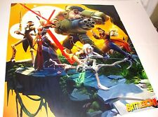 RARE BATTLEBORN COLLECTORS PROMO POSTER DISPLAY XBOX ONE PS4 PRE-ORDER GAME PC