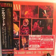 NIRVANA FROM THE MUDDY BANKS OF WIISHKAH JAPAN MINI LP CD NEW