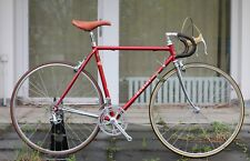 Chesini Columbus Campagnolo Super Record 3TTT Mavic 52 cm 1970ies Leather