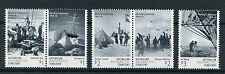 Australia AAT 2016 MNH Hurley's Journey Imp Trans-Antarctic Expedition 5v Stamps