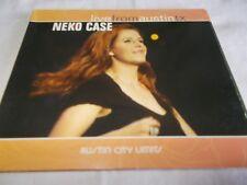 NEKO CASE - LIVE FROM AUSTIN TX - 14 TRK CD - FOLK / COUNTRY ROCK - VERY CLEAN