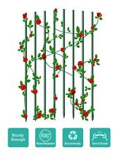 1/4-Inch Diax2ft Garden Poles Plant tomato cucumber Stakes,resistant,50pac