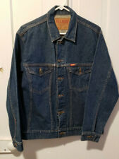 Hardy The Great Western Jeans Denim Cowboy Rodeo Rancher Jacket