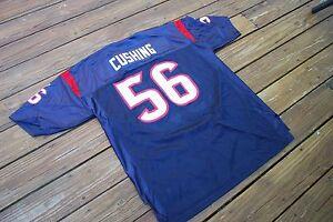 Houston Texas Brian Cushing Adult 2XL Jersey By Reebok