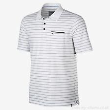 Hurley Dixon Knit Polo (M) White