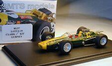 1/43 RL57 LOTUS 29 Jim Clark Indy 500 BY SMTS