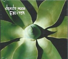Depeche MODE EXCITER-CD + DVD-DIGIPAK - 2013-Nuovo/Scatola Originale