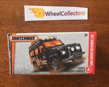 Land Rover Defender 110 * Matchbox 2017 Power Grabs