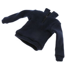 1/6 Male Body 12'' Action Figure Knitted Jumper Sweater for Hot Toys DID DML