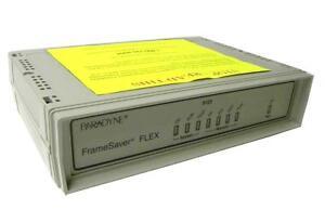 PARADYNE 9123-A1-213 FRAMESAVER FLEX