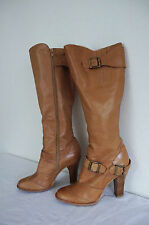 Wittner High (3 in. and Up) Leather Casual Boots for Women