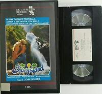 Blue Island - (John Wilder) - VHS ex noleggio - Ricordi Video